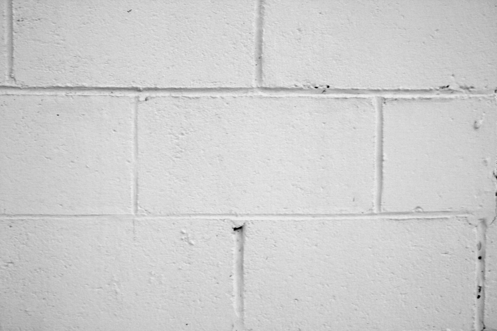 Image of: Painted Cinder Block Wall Texture Enframing